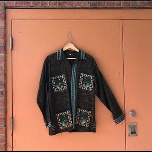 Vintage Guatemalan Shirt | Jacket